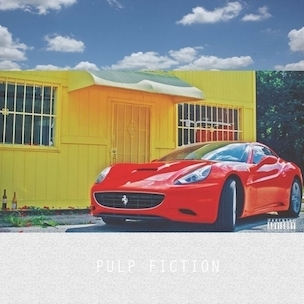 "Miloh Smith ""Pulp Fiction"" Cover Art, Tracklist, Download & Mixtape Stream"