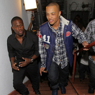 """T.I. To Join Kevin Hart & Will Ferrell In Film Believed To Be Titled """"Get Hard"""""""
