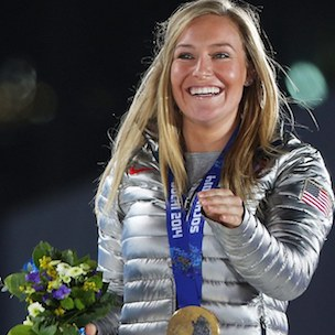 Jamie Anderson Says Nas Song Inspired Her Sochi Winter Olympics Gold Medal Run