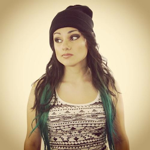 """Snow Tha Product Says She's """"Trying To Make A Hybrid Of"""" Chicano Rap & Hip Hop"""