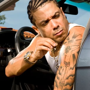 Benzino Posts Photos From Hospital After Shooting