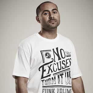 Funk Volume CEO Damien Ritter Announces Funk Volume Fitness
