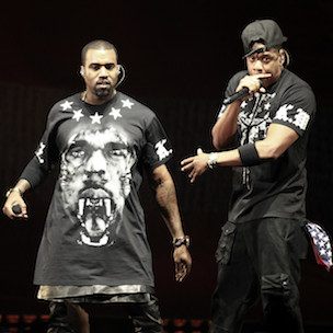 "Jay Z & Kanye West ""Watch The Throne"" Samsung 2014 SXSW Concert Setlist Revealed"