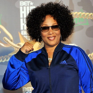 """The Lady Of Rage Discusses Death Row Records """"Crumbling"""" & """"Necessary Roughness"""""""