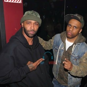 "Consequence On Joe Budden: ""The Feud Is Simply Over"""