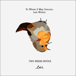 """Bas """"Two Weeks Notice"""" Release Date, Cover Art, Tracklist, Download & Stream"""