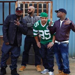 "Slaughterhouse ""House Rules"" Release Date, Cover Art, Tracklist, Download & Mixtape Stream"