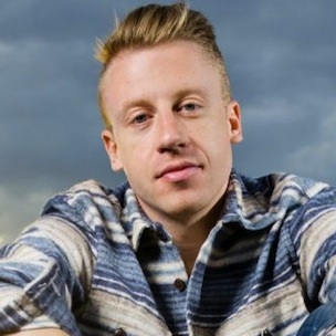 Macklemore Attributes His Mainstream Acceptance To White Privilege