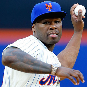 50 Cent Addresses New York Mets Opening Pitch Criticism