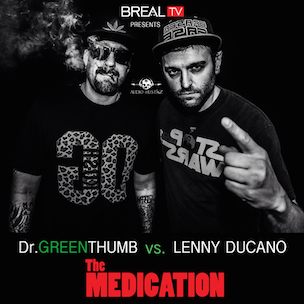 "B Real ""The Medication"" Release Date, Cover Art, Tracklist, Download & Mixtape Stream"