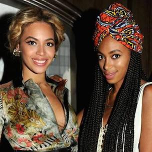 Beyonce Instagrams Solange Knowles Photographs Following Jay Z Attack