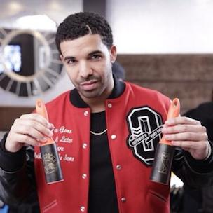 Toronto Raptors Give Away Drake Lint Rollers