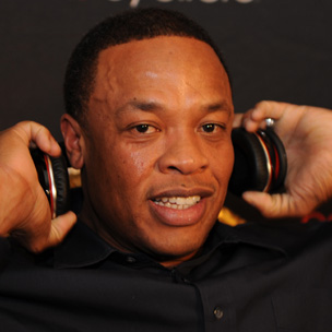 "Dr. Dre Discusses Filming ""Straight Outta Compton"" In ""Dark Areas"""