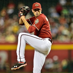 Arizona Diamondbacks' Brandon McCarthy Criticizes 50 Cent's Pitch
