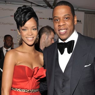 Rihanna Leaves Def Jam Recordings, Signs With Jay Z's Roc Nation