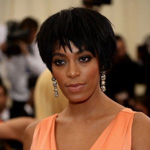 Solange Knowles' Twitter Explanation Regarding Jay Z Attack Confirmed Fake