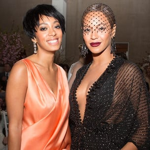 Solange Knowles Reportedly Attacked Jay Z Regarding His Attending Rihanna Party Without Beyonce