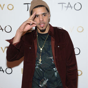 "J. Cole Recalls Sneaking Into MTV's ""My Super Sweet 16"" Taping"