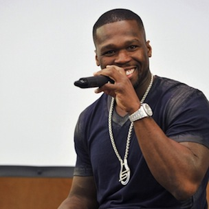"""50 Cent's """"Summer Jam 2014"""" Performance Features Altercation & Robbery On Stage, Footage Released"""