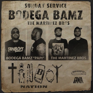Mixtape Release Dates: Bodega Bamz & The Martinez Brothers, Gillie Da Kid, Chris Webby, Taylor J