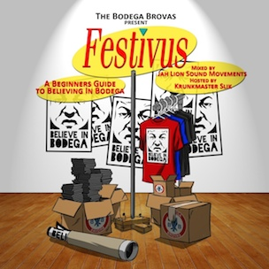 "The Bodega Brovas Present ""Festivus: A Beginners Guide To Believing In Bodega"" Release Date, Cover Art, Tracklist, Download & Mixtape Stream"
