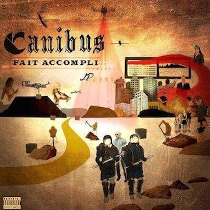 """Canibus """"Fait Accompli"""" Release Date, Cover Art, Tracklist & Album Stream"""