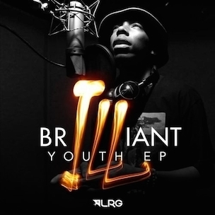 "Dizzy Wright & Bishop Nehru ""BrILLiant Youth EP"" Release Date, Cover Art, Tracklist, Download & Mixtape Stream"