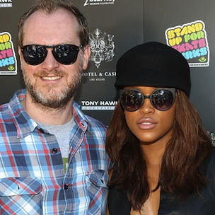 Eve Marries British Fashion Designer Maximillion Cooper