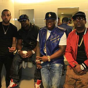 50 Cent Confirms G-Unit Reunion Album