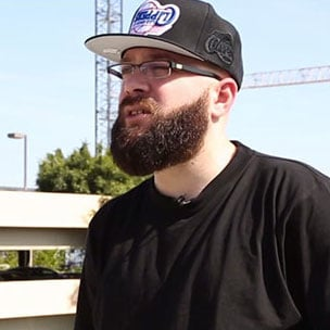 Bishop Brigante Discusses Math Hoffa, Dizaster Battle