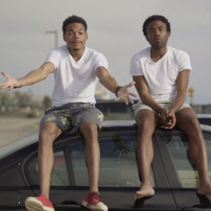 Childish Gambino Hints At Joint Project With Chance The Rapper