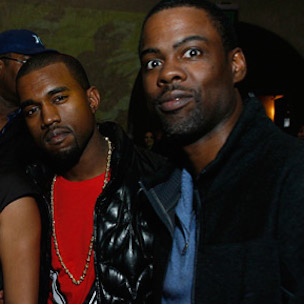 "Kanye West Inspired Chris Rock's ""Black Plague"" Tour Title"