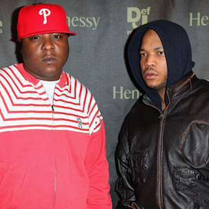 Jadakiss & Styles P Open Juice Bar In Yonkers