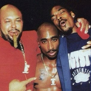 Instagram Flexin': Snoop Dogg Shares Picture From Tupac