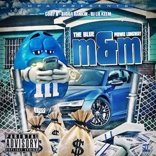 PeeWee Longway - The Blue M&M (Mixtape)