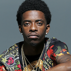Rich Homie Quan Slaps Fan During Performance