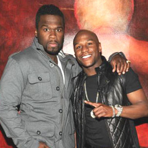50 Cent Tells Floyd Mayweather To Leave T.I.'s Wife Tiny Alone