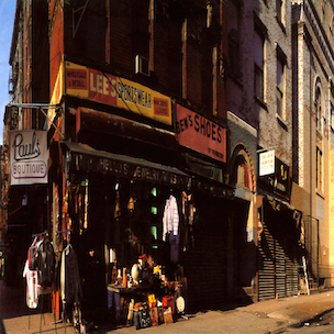 "Beastie Boys' ""Paul's Boutique"" Inspires New York Mural"