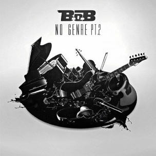 "B.o.B ""No Genre Pt 2"" Release Date, Cover Art, Tracklist, Download & Mixtape Stream"