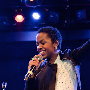 Lauryn Hill Dismisses Fan From Concert