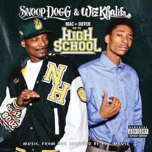 "Snoop Dogg & Wiz Khalifa Announce ""Mac + Devin Go To High School"" Part 2"