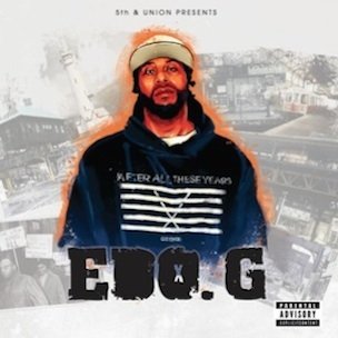"""Edo.G """"After All These Years"""" Release Date, Cover Art & Tracklist"""