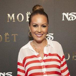"""Angie Martinez Says 50 Cent, Floyd Mayweather """"Made From The Same Cloth"""""""