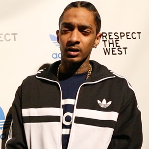 Nipsey Hussle Arrested For Obstructing A Peace Officer
