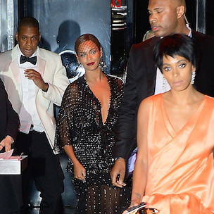 """Beyonce Addresses Solange Knowles, Jay Z In """"Flawless"""" Remix"""