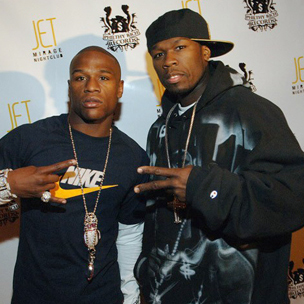 50 Cent Says Floyd Mayweather Is One-Dimensional