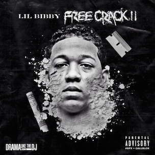 "Lil Bibby ""Free Crack II"" Release Date, Cover Art, Tracklist, Download & Mixtape Stream"