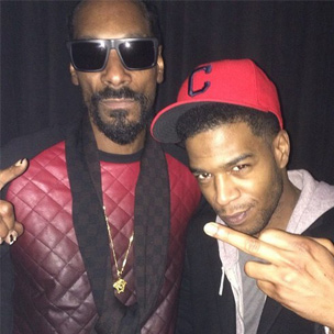Snoop Dogg & Kid Cudi To Headline North Coast Music Festival
