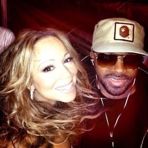 Jermaine Dupri No Longer Managing Mariah Carey