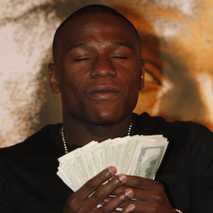 Floyd Mayweather Responds To 50 Cent Mocking His Reading